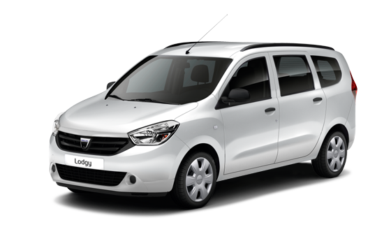 Dacia Lodgy 07 seater